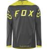 Fox Flexair Moth Koszulka kolarska, długi rękaw Mężczyźni żółty/czarny